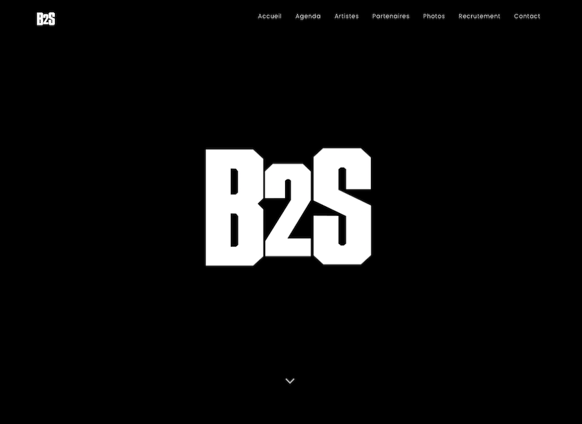 Site Dynamique B2S-Events